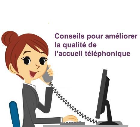 conseils et formation pour améliorer l'accueil téléphonique